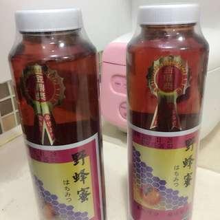 台灣原生種野生蜜蜂(東方蜂)