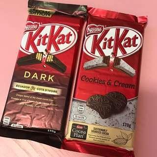 澳洲獨有曲奇雲呢拿味Kit Kat