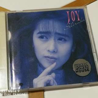 Japan Press Cd Album Shizuka kudo Joy 1989 Pony Canyon