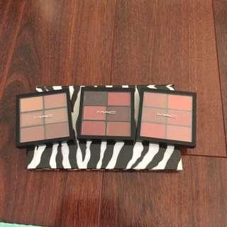MAC Pro Lipstick Palette Editorial Reds