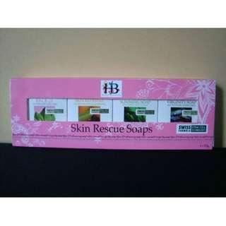 SKIN RESCUE SOAPS