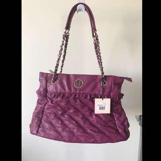 Kate Hill Purple Bag