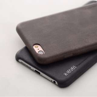 iPhone 7 or 7 Plus Leather Case