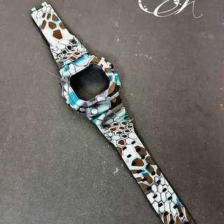 G shock custom band and bezel for gx/ gwx56