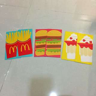 Macdonalds Red Packet