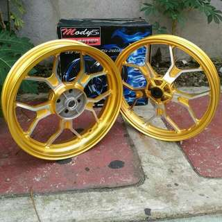 Okimura Mody 5 mags wheels Spider Sniper 150 MX KING