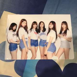 GFRIEND 2017 SEASONAL GREETING LHolder special Preorder Goods