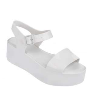 Melissa Shoes Mar White