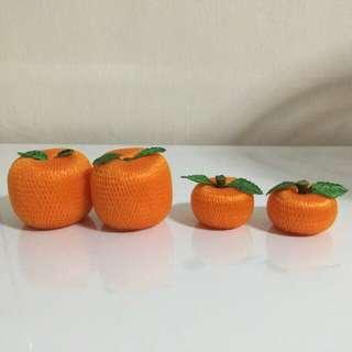 Handmade Decorative Mandarin Oranges