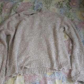 Soft Sweater Shirt