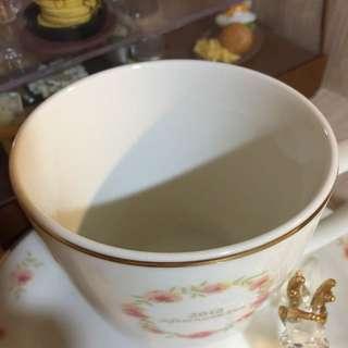afternoon tea 2012 玫瑰紀念馬克杯 可換物 #轉轉來交換
