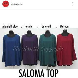 #FreePostage Plussize Saloma Top