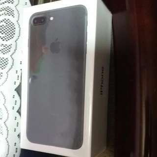 BNIB (sealed) Iphone 7 Plus 32gb Black