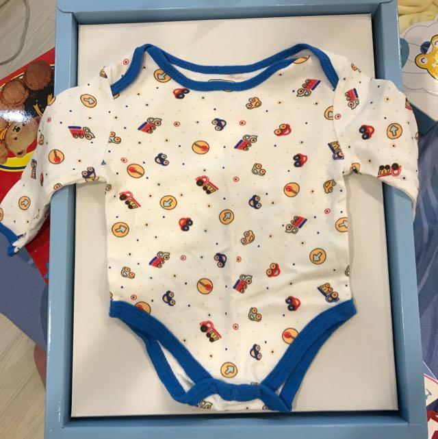 寶寶衣服3~6個月