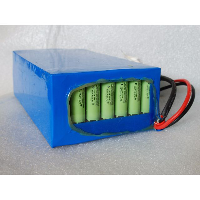 48V 20 3ah Lithium-ion battery pack for electric bike