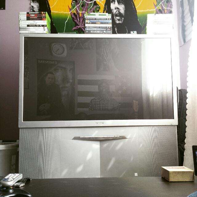 50 Inch Big Screen TV