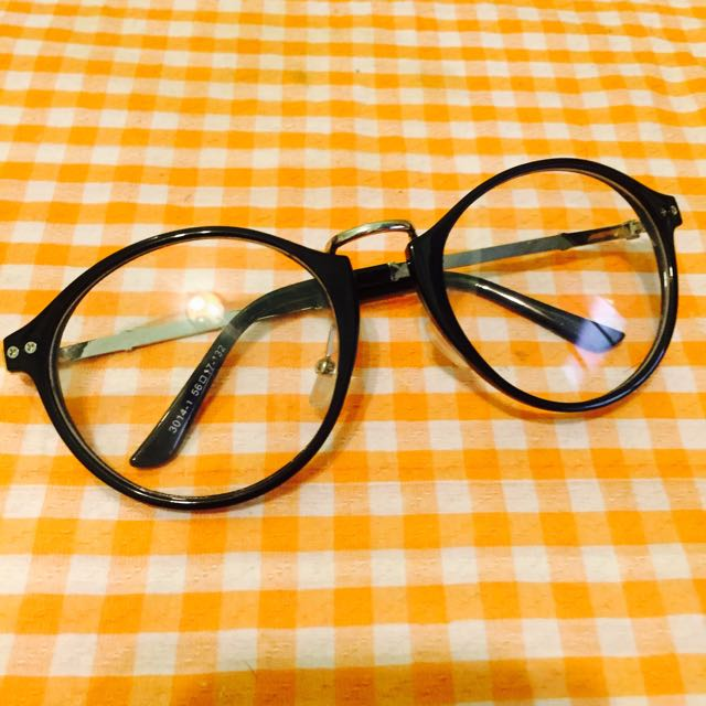 {全新}文青款眼鏡鏡框