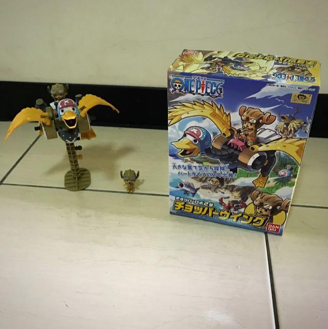 航海王 海賊王  喬巴模型