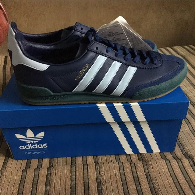check out 8beb4 aafe9 Adidas Jeans Valencia.BNIBWT.100% Authentic, Men s Fashion, Footwear on  Carousell