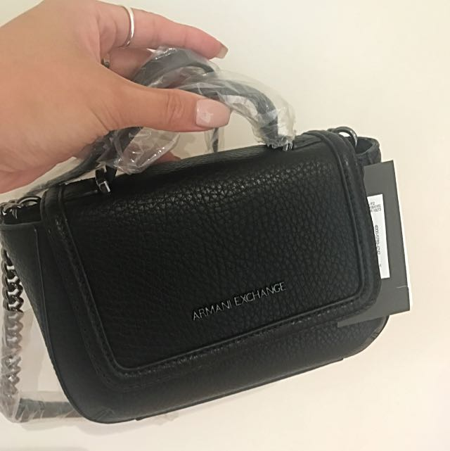Amarni Exchange Side Bag