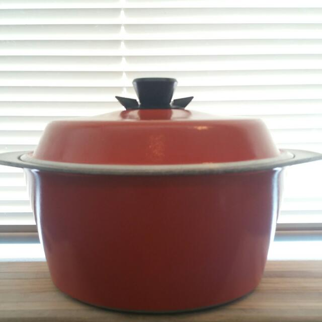 Bessemer 6.0 Litre Casserole Base And Lid