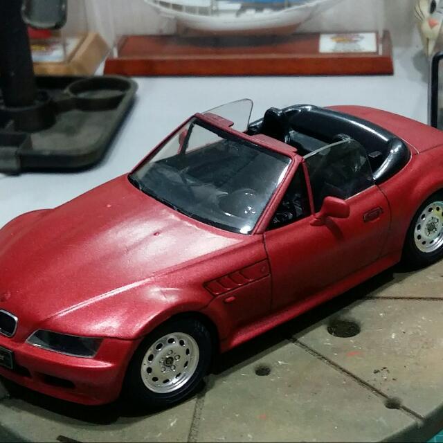 BMW Z3 Roadster... Tamiya 1:24