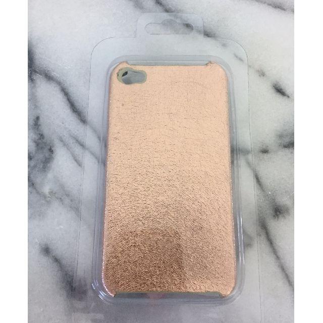 BNIB iPhone 4/4S Case - Rose Gold