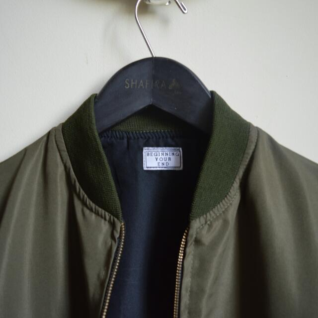 [RE-PRICE] BOMBER ARMY BASIC