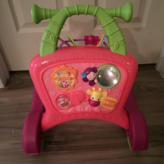 Bright Starts Activity Walker