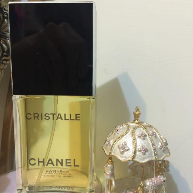 Chanel Cristalle晨曦香水