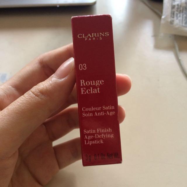 Clarins Rouge Eclat