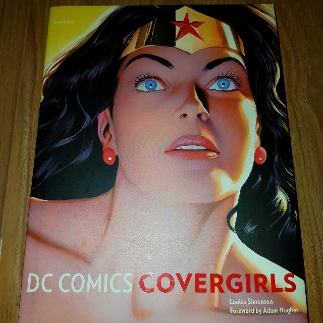 DC Comics Covergirls