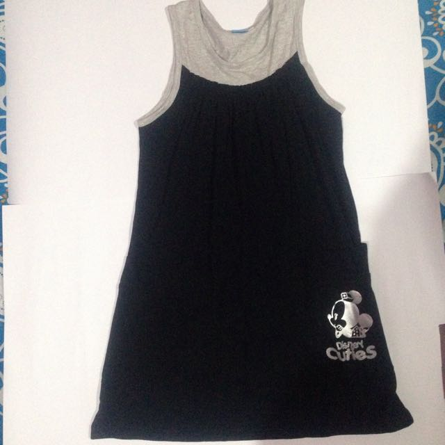 Disney Cuties Minnie Mouse Dress For Kids