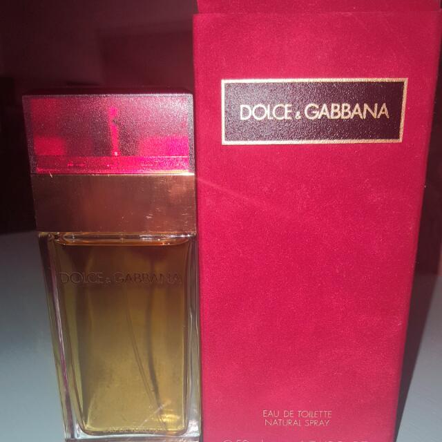 Dolce & Gabbana 50ml perfume