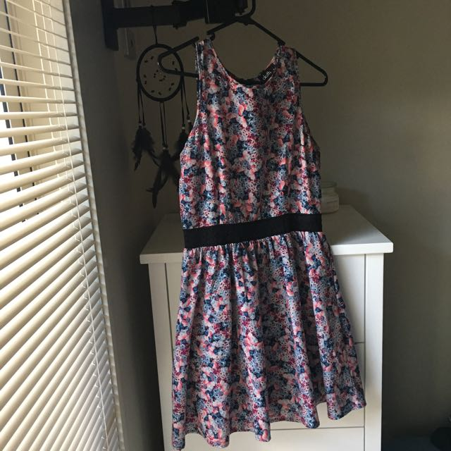 Dotti Floral Dress