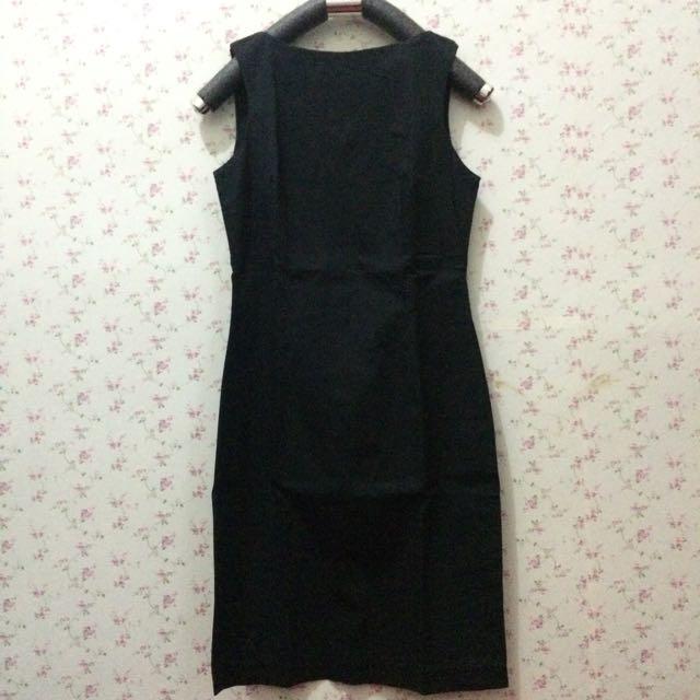 Dress Sepan Hitam
