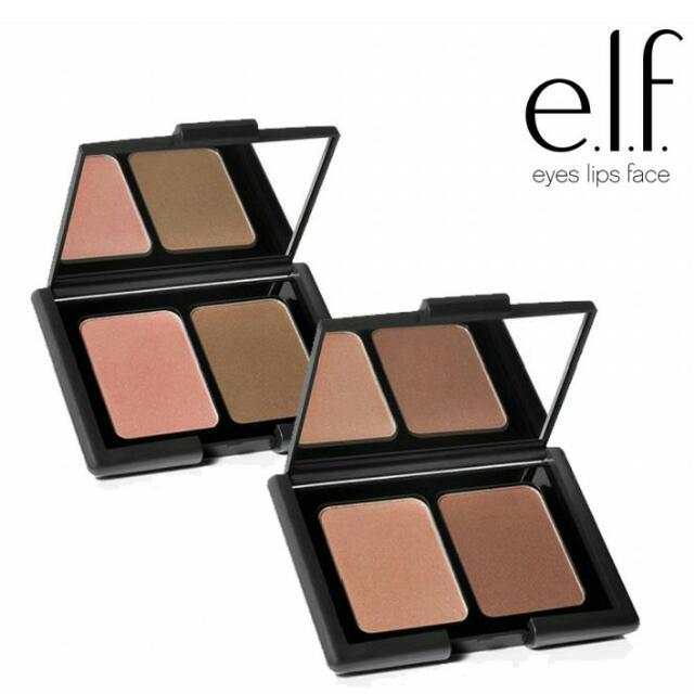 ELF Contouring Blush & Bronzing - St Lucia