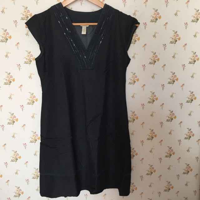 Et Cetera Black Dress