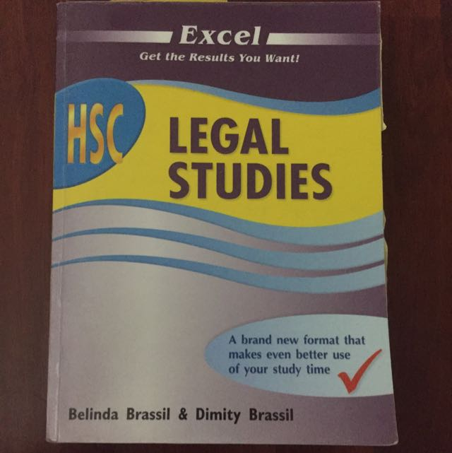 Excel Legal Studies