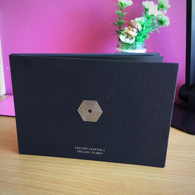 Exology The Lost Planet Album