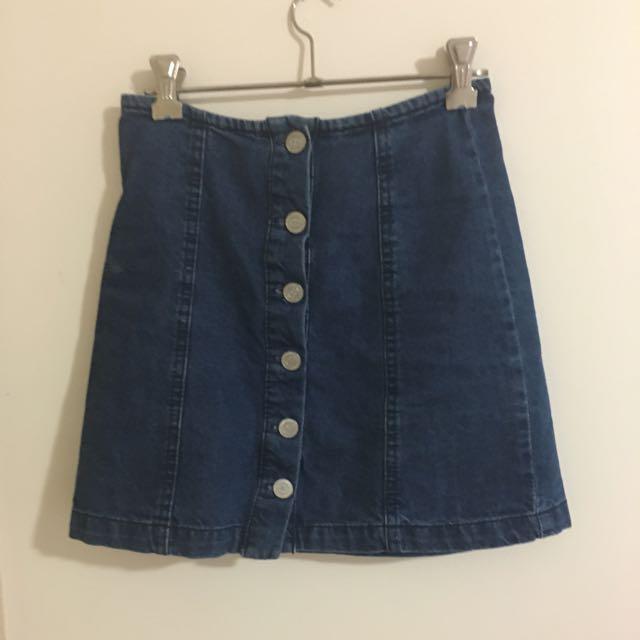 factory skirt