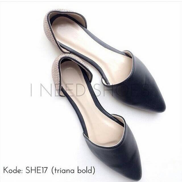 Flat Shoes 200k Get 2
