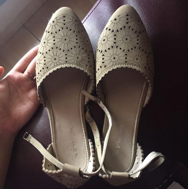 Flatshoes Greenlove