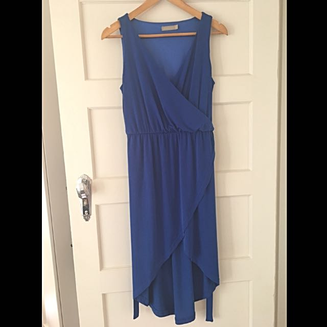 Forcast Blue Dress
