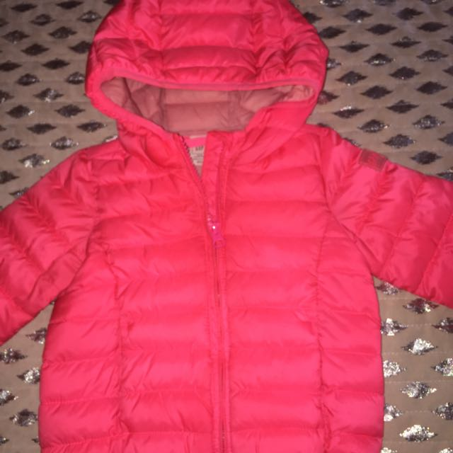 Gap Baby Light Puffer Coat 12-18 Months