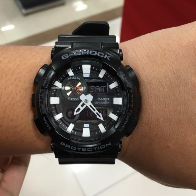 G-Shock GAX 100B
