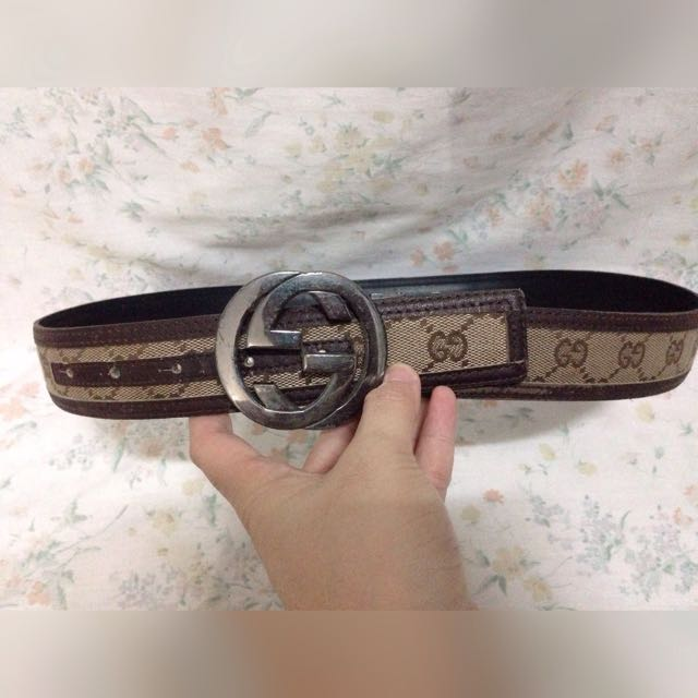 Gucci unisex Belt