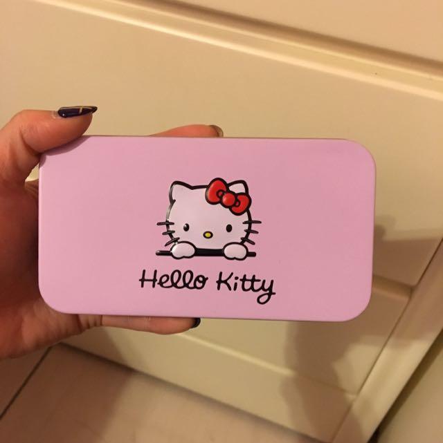 Hello Kitty刷具組