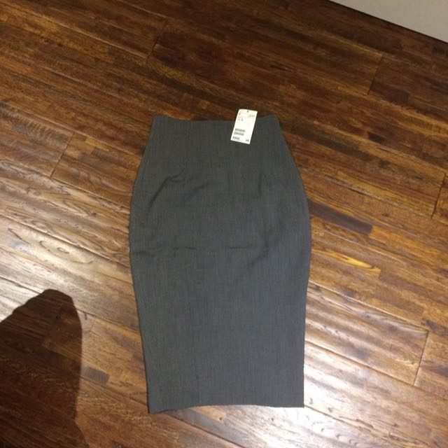 H&M Skirt(pencil Cut)