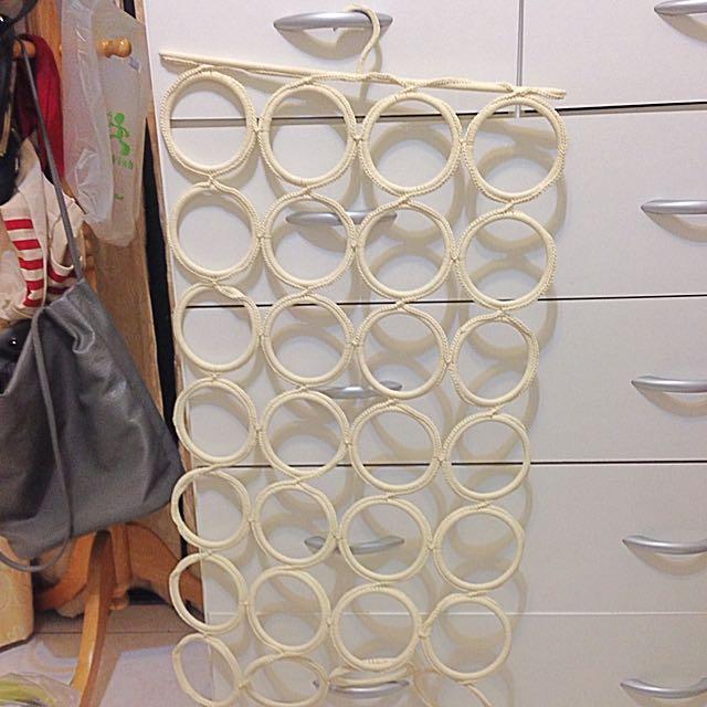 IKEA圓圈收納架